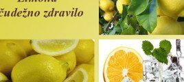 Limona – čudežno zdrav...