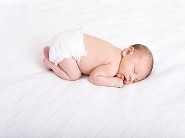 Nega dojenčkove kože